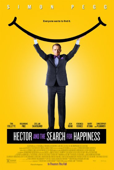 Смотреть трейлер Hector and the Search for Happiness (2014)