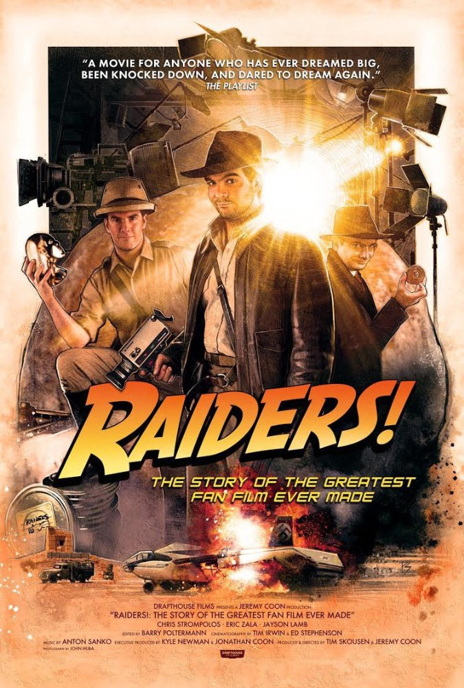Смотреть трейлер Raiders!: The Story of the Greatest Fan Film Ever Made (2015)