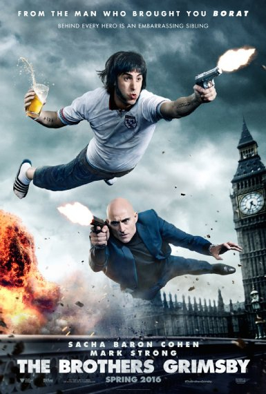 The Brothers Grimsby (2016) Online