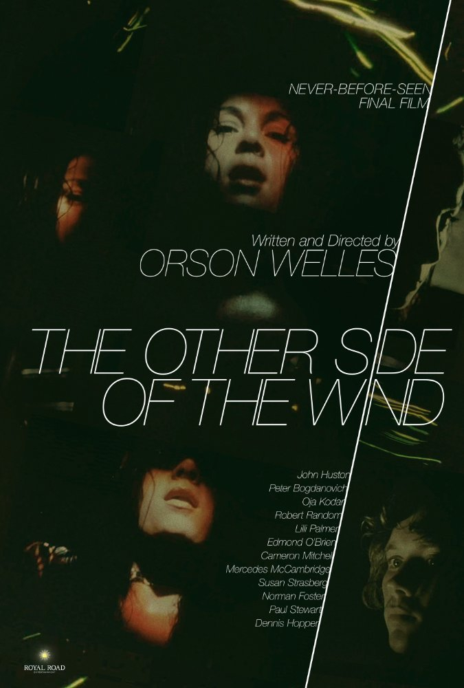 Смотреть трейлер The Other Side of the Wind (2016)