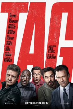 Смотреть трейлер Tag (2018)
