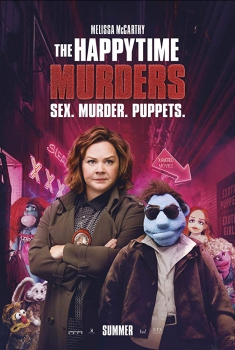 The Happytime Murders (2018) Online