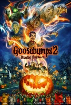 Goosebumps 2: Haunted Halloween (2018) Online